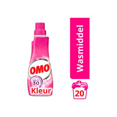 Omo Wasmiddel Klein & Krachtig Color 21 Wasbeurten