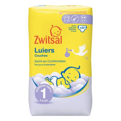 Zwitsal Luiers newborn 1