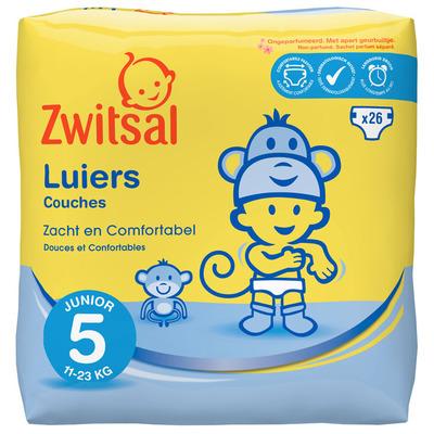 Zwitsal Luiers junior 5