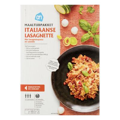Huismerk Maaltijdpak Italiaanse lasagnette