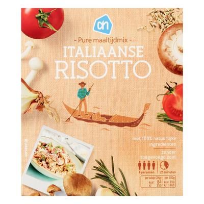 Huismerk Pure maaltijd mix Italiaanse risotto