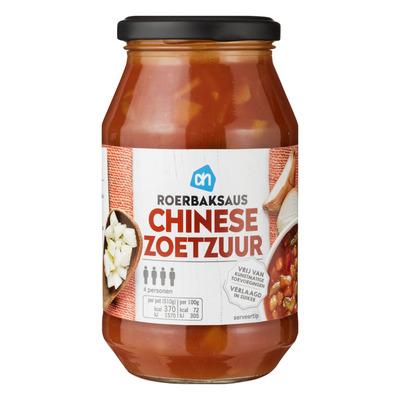 Huismerk Roerbak saus Chinese zoetzure
