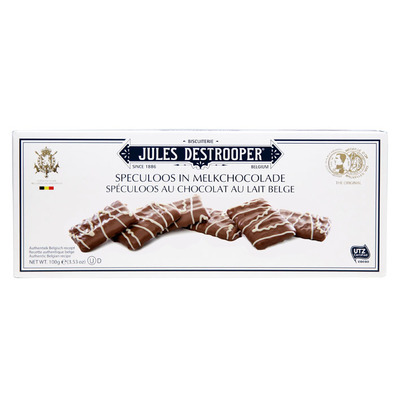 Jules Destrooper Speculoos in melkchocolade
