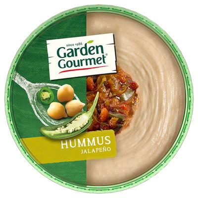 Garden Gourmet Hummus jalapeño