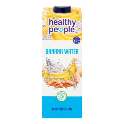 Healthy People Banana Water