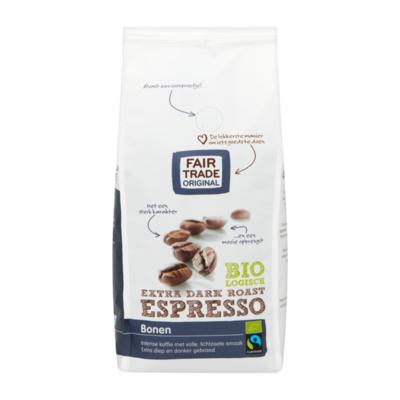 Fair Trade Original Biologisch Extra Dark Roast Espresso Bonen