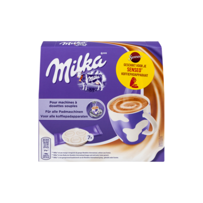 Milka Chocolade Pads