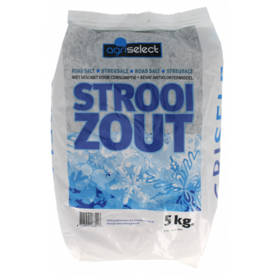 Agriselect Strooizout 5 kilogram