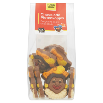 Martinez Chocolade pietkopjes