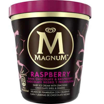 Magnum Pint dark raspberry