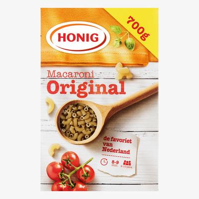 Honig Macaroni vlugkokend