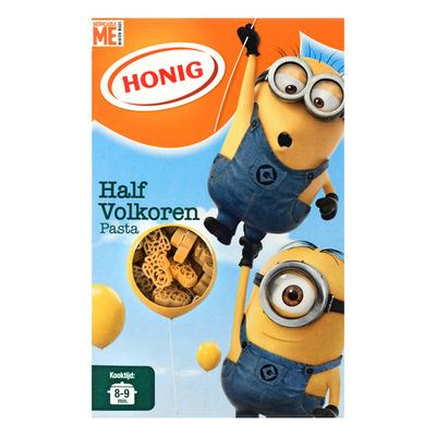Honig Half volkoren pasta Minions