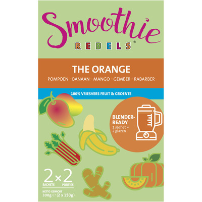Smoothie Rebels The orange