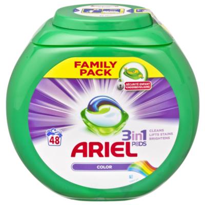 Ariel 3-in-1 pods regular