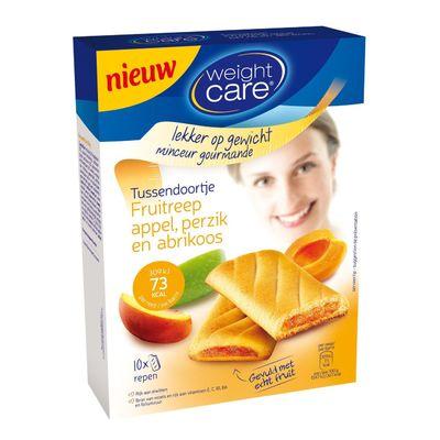 Weight Care Fruitreep Abrikoos Perzik