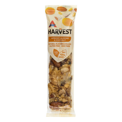 Harvest Apricot almond & coconut