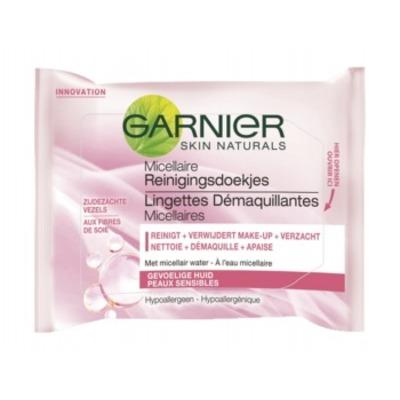 Garnier Miccellaire reinigingsdoekjes
