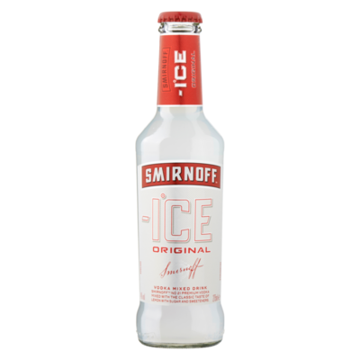 Smirnoff Ice Vodka Mixed Drink