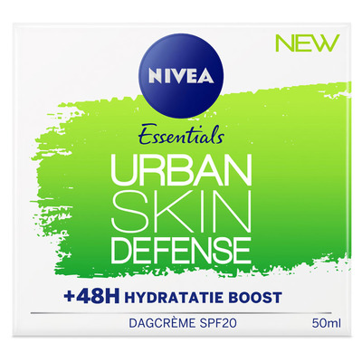 Nivea Essentials defense dagcrème SPF 20