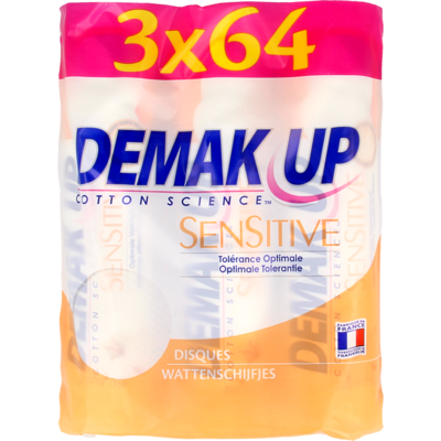Demak-Up Wattenpads Rond Sensitive