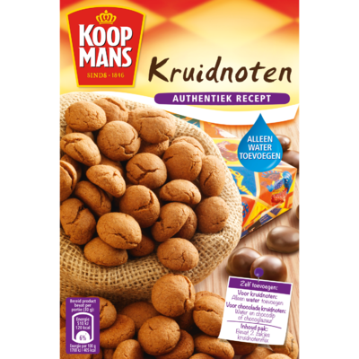 Koopmans Mix voor kruidnoten