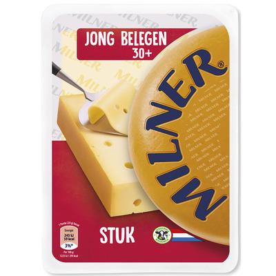 Milner Jong belegen kaas 30+ stuk
