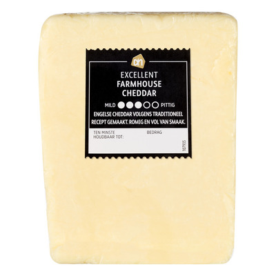 AH Excellent Farmhouse cheddar