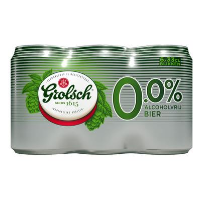 Grolsch 0.0%