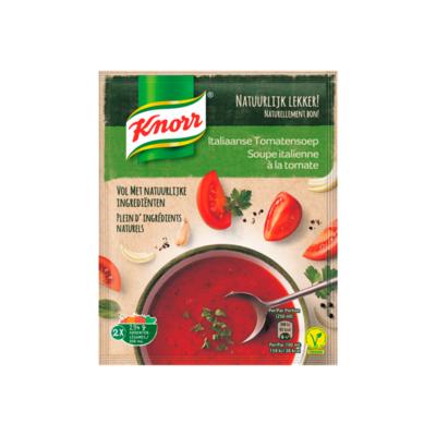 Knorr Natuurlijk Lekker Soep Italiaanse Tomatensoep