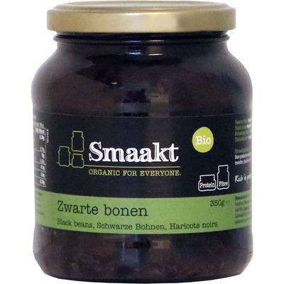 Smaakt Zwarte bonen - bio