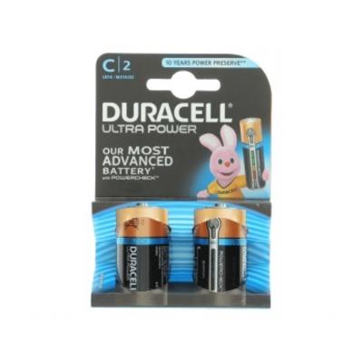 Duracell Batterijen ultrapower C