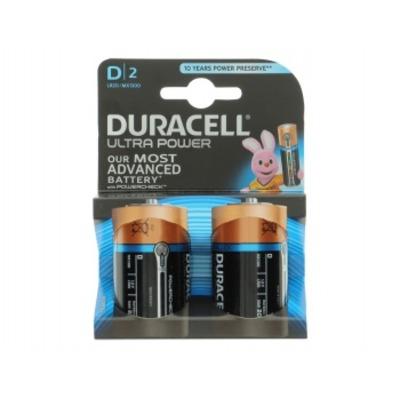 Duracell Batterijen ultrapower D