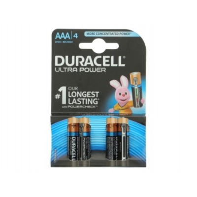 Duracell Batterijen ultra power AAA
