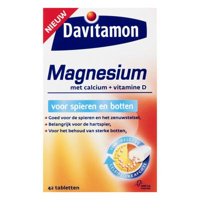 Davitamon Magnesium tabletten