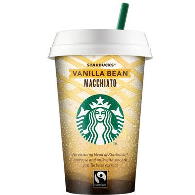 Starbucks Vanilla bean macchiato