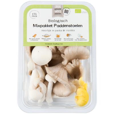 Koolen Bio mixpakket paddenstoelen