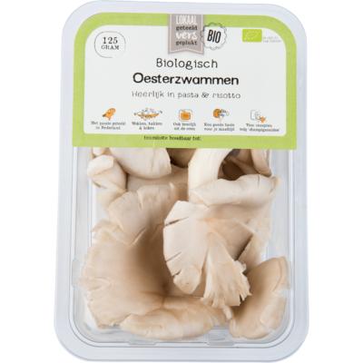 Koolen Bio oesterzwammen