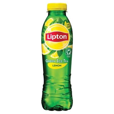 Lipton Ice Tea Green Lemon Tray