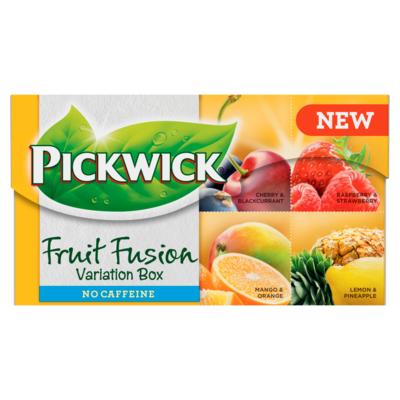 Pickwick Fruit Fusion Thee Variatiebox 20 Stuks