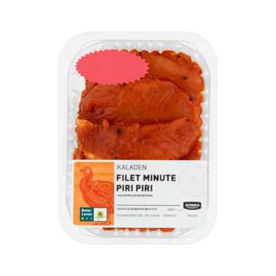 Jumbo Kalkoen Filet Minute Piri Piri