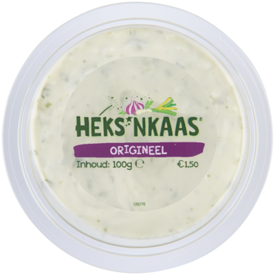 Heks'nkaas Dipcup mosterd dille