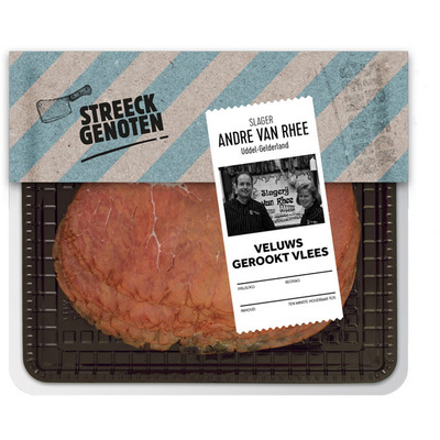 Streeckgenoten Veluws gerookt vlees