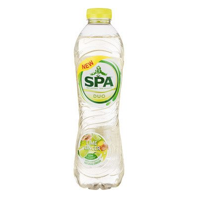 Spa Duo lime ginger
