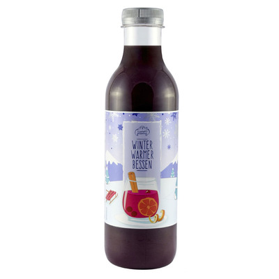 WeSqueeze Winter warmer mulled berry juice