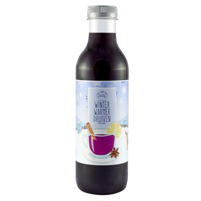 WeSqueeze Winter warmer mulled grape juice
