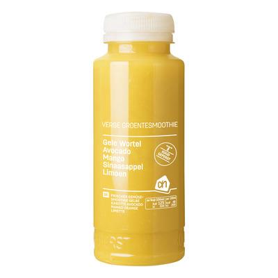 Huismerk Smoothie gele wortel