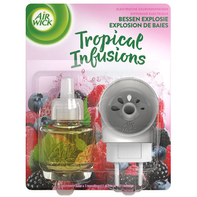 Airwick Electrisch start tropical bessenexplosie