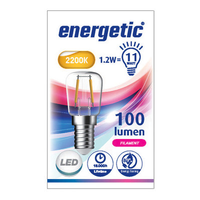 Energetic Led e14 15w
