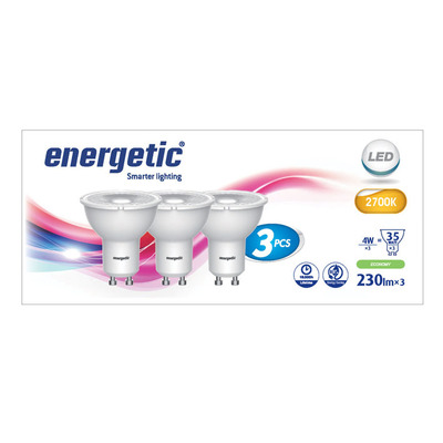 Energetic Led reflecterend 35w