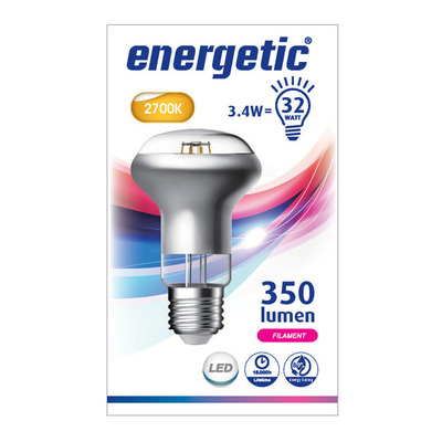Energetic Led reflecterend e27 32w